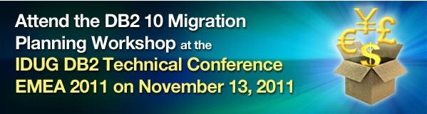 DB2 for z/OS Workshop: Planning your DB2 10 Migration