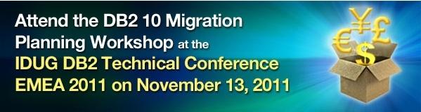 DB2 for z/OS Workshop: Planning your DB2 10 Migration